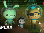 Replay Les Octonauts & l'ancienne Octocapsule