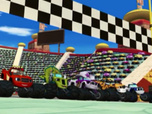 Replay Blaze et les Monster Machines - La course vers le toit du monde