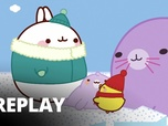 Replay Molang - Le bébé phoque