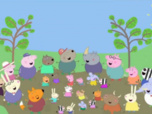 Replay Peppa Pig - S3 E52 : La plus grande flaque de boue du monde