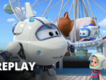 Replay Super Wings - Le hamster géant