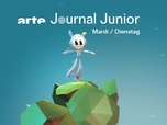 Replay ARTE Journal Junior - 15/10/2019