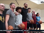 Replay Basket Ball - Reportage chez Rudy Gobert ce samedi dans le CANAL SPORTS CLUB : Basketball Champions League