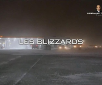 Replay La Science Des Forces De La Nature - Blizzards