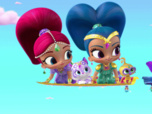 Replay Shimmer & Shine - Le tournoi glacial - Shimmer et Shine