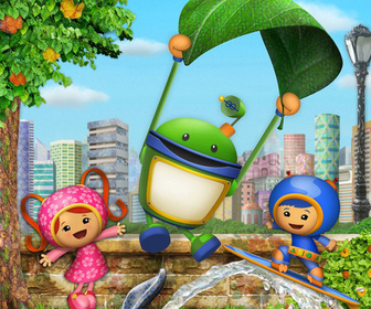 Umizoomi replay