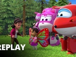 Replay Super Wings - Le sauvetage des papillons