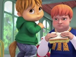 Replay Theodore et le cookie - Alvinnn!!! et les Chipmunks