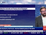 Replay 60 minutes Business - Vous recrutez : Selectra/Cheerz - 21/10
