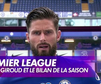 Replay Football - Olivier Giroud et le bilan de la saison de Chelsea : Premier League