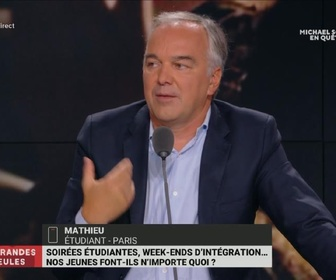 Replay Les Grandes Gueules - Mercredi 16 Septembre 2020 09h/10h
