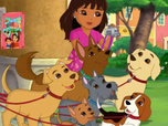 Replay Dora and Friends : au coeur de la ville - La Journée d'adoption - Épisode intégral