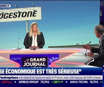 Replay Le Grand Journal de l'Éco - Mercredi 16 septembre