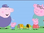 Replay Peppa Pig - S6 E6 : La voiture de course de Georges