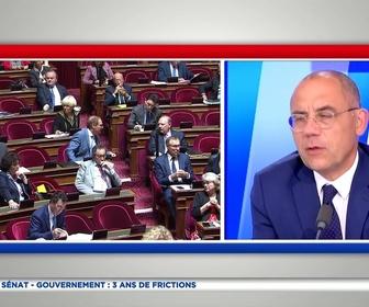 Replay Sénat - gouvernement : 3 ans de frictions du 11/08/2020