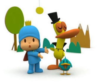 Pocoyo replay