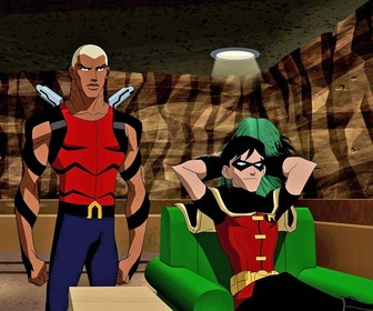 Replay Young Justice - S1 E7 : Le déni