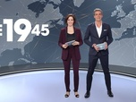 Replay Le 1945 - 19.45 du lundi 13 janvier