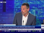 Replay Good Morning Business - Alexis Mulliez (Alinéa) : L'offre de reprise d'Alinéa prévoit la suppression de 992 postes - 17/09