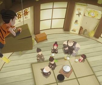 Replay Mini Ninjas - S02 E37 - Le Samouraï qui venait d'ailleurs
