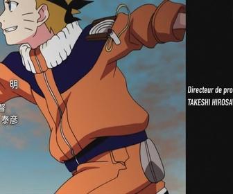 Replay Naruto - Episode 210 - La Forêt de l'illusion