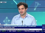 Replay Tech & Co - Jérémy Jawish (Shift Technology) : La nouvelle licorne française Shift Technology lève 220 millions de dollars - 06/05