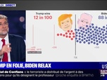 Replay 22h Max - USA 2020 – Trump en folie, Biden relax