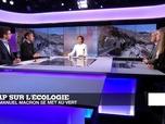 Replay Politique - Emmanuel Macron au Mont Blanc : un tournant vert pour la fin du quinquennat ?