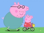 Replay Peppa Pig - S1 E12 : Les vélos