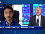 Replay 01 Business - InnovHealth: comment connecter le monde de la santé ? 28/11