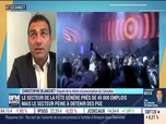 Replay Good Morning Business - Christophe Blanchet (député) : Le secteur de la fête peine à obtenir des PGE - 05/08