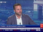 Replay 60 minutes Business - Cédric Giacinti (Subway France) : Subway France, 400 restaurants dans le pays - 17/09